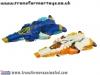 Transformers Animated Jetfire toy