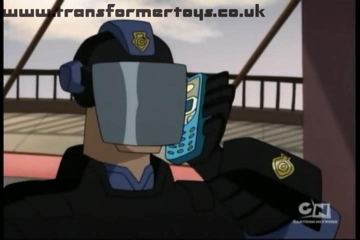 transformer Swat Police