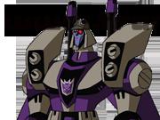 TFAnimated Character Spotlight: Blitzwing