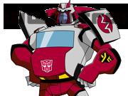 TFAnimated Character Spotlight: Ratchet