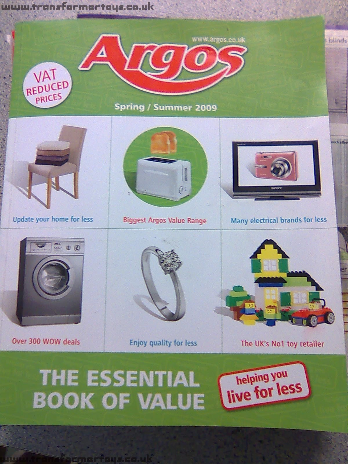 argos has launched its new catalogue for autumn winter. Black Bedroom Furniture Sets. Home Design Ideas