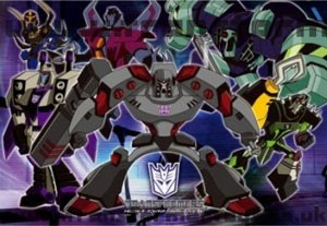 Transformers Animated Jigsaw Puzzels Coming Soon At