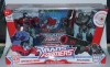 Transformers Animated Optimus Prime toy