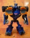 Transformers Animated Sentinel Prime toy