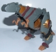 Transformers Animated Grimlock toy