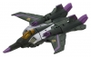 Transformers Animated Skywarp toy