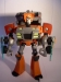 Transformers Animated Wreck Gar toy