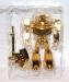 gold optimus prime (deluxe class) image 16