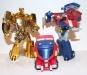 gold optimus prime (deluxe class) image 22
