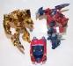 gold optimus prime (deluxe class) image 23