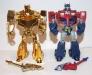 gold optimus prime (deluxe class) image 25