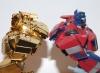 gold optimus prime (deluxe class) image 27