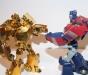 gold optimus prime (deluxe class) image 28