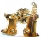 gold optimus prime (deluxe class) image 46