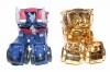 gold optimus prime (deluxe class) image 53