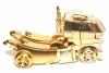 gold optimus prime (deluxe class) image 57