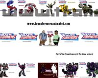 Transformers Animated Other Styles Mini Wallpaper Wallpaper Wallpaper