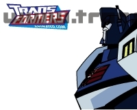 Transformers Animated Characters Ultra Magnus Wallpaper