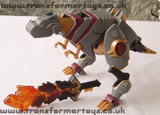 Transformers - Grimlock 3